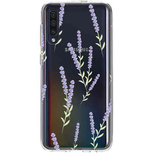 Casetastic Softcover Samsung Galaxy A50 (2019) - Wonders of Lavender