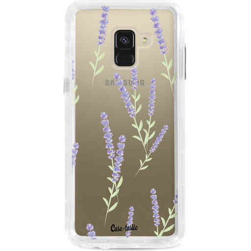 Casetastic Dual Snap Case Samsung Galaxy A8 (2018) - Wonders of Lavender