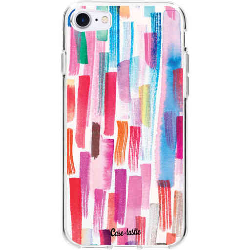 Casetastic Softcover Apple iPhone 7 / 8 - Colorful Strokes