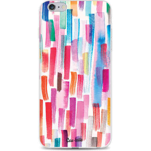 Casetastic Softcover Apple iPhone 6 Plus / 6s Plus - Colorful Strokes
