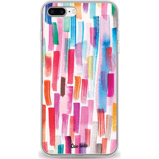Casetastic Softcover Apple iPhone 7 Plus / 8 Plus - Colorful Strokes