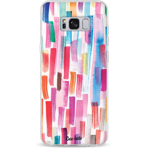 Casetastic Softcover Samsung Galaxy S8 Plus - Colorful Strokes