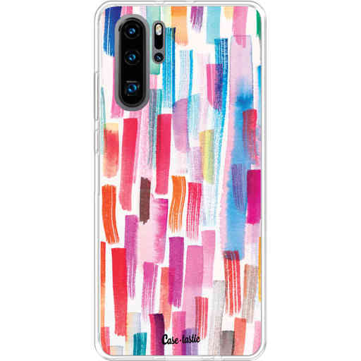 Casetastic Softcover Huawei P30 PRO - Colorful Strokes