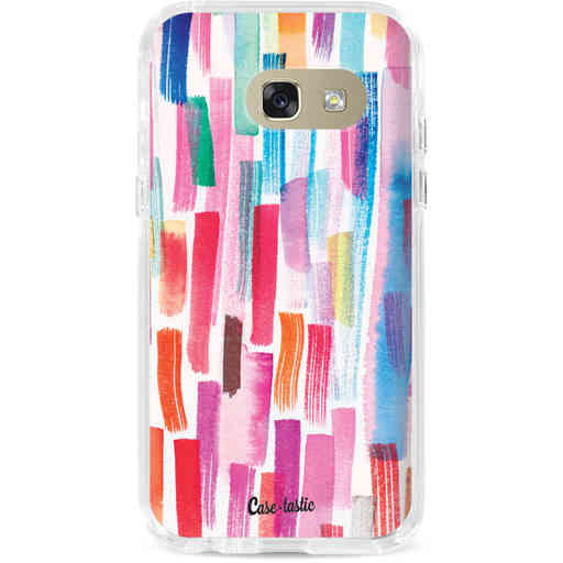 Casetastic Dual Snap Case Samsung Galaxy A3 (2017) - Colorful Strokes