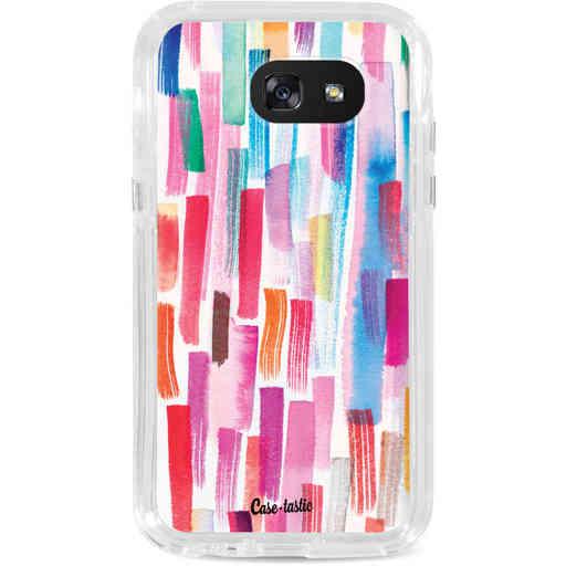Casetastic Dual Snap Case Samsung Galaxy A5 (2017) - Colorful Strokes