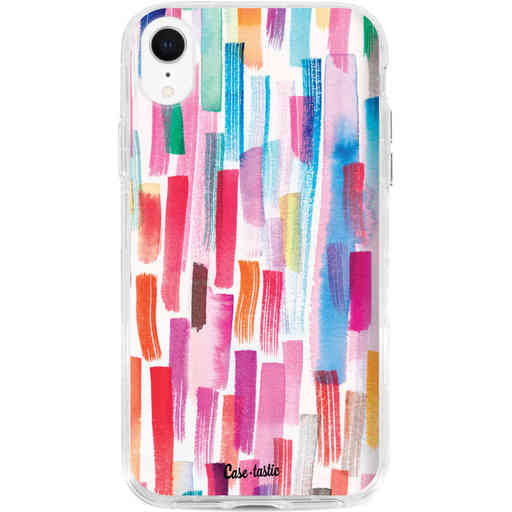Casetastic Dual Snap Case Apple iPhone XR - Colorful Strokes