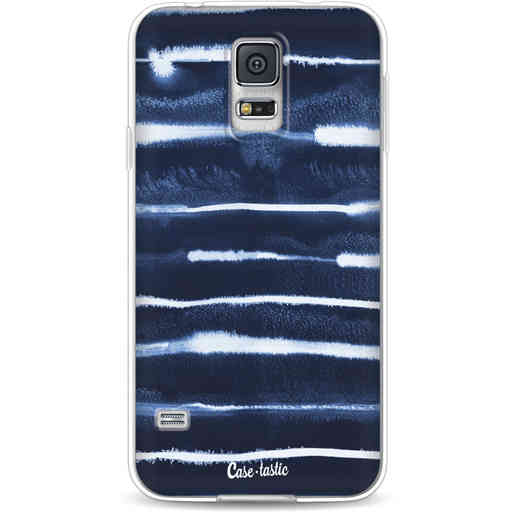 Casetastic Softcover Samsung Galaxy S5  - Electrical Navy