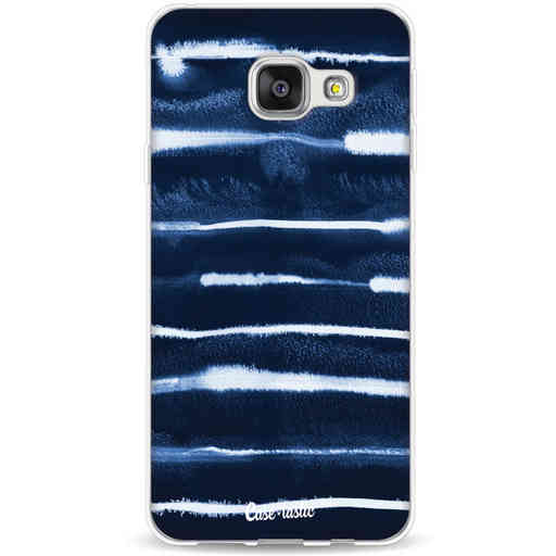 Casetastic Softcover Samsung Galaxy A3 (2016) - Electrical Navy