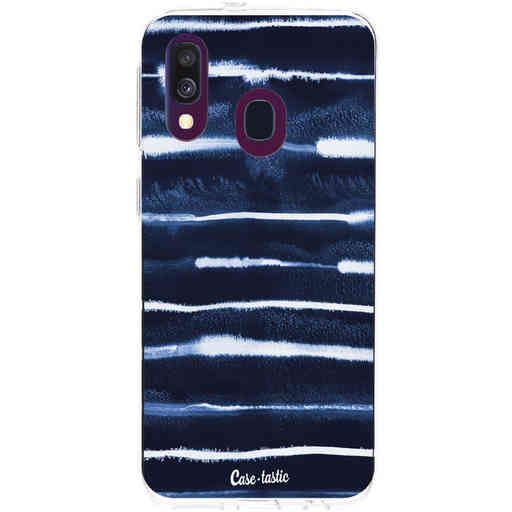 Casetastic Softcover Samsung Galaxy A40 (2019) - Electrical Navy