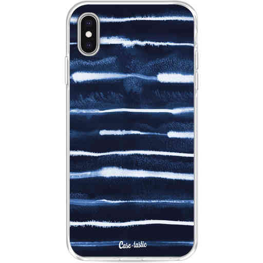 Casetastic Softcover Apple iPhone XS Max - Electrical Navy