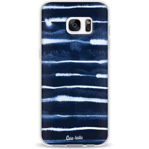 Casetastic Softcover Samsung Galaxy S7 Edge - Electrical Navy