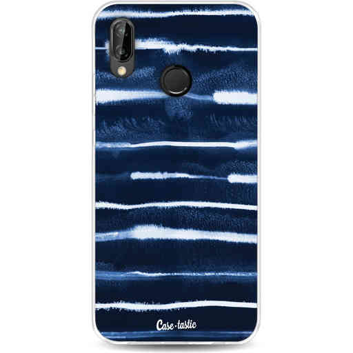 Casetastic Softcover Huawei P20 Lite (2018) - Electrical Navy