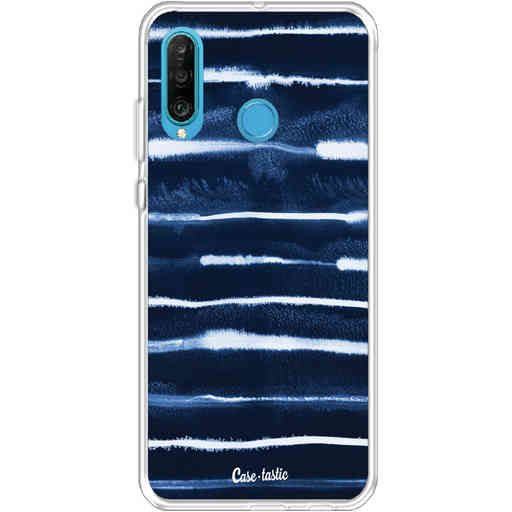 Casetastic Softcover Huawei P30 Lite - Electrical Navy