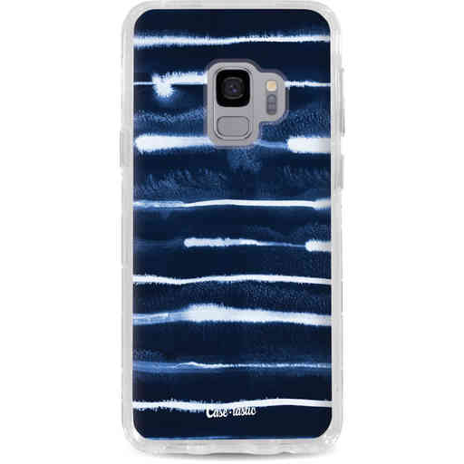 Casetastic Dual Snap Case Samsung Galaxy S9 - Electrical Navy