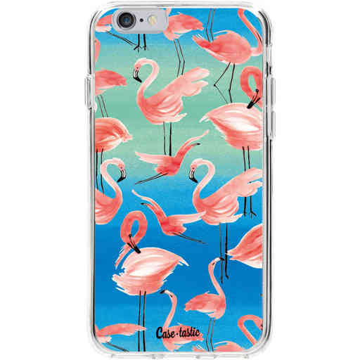 Casetastic Softcover Apple iPhone 6 / 6s - Flamingo Vibe