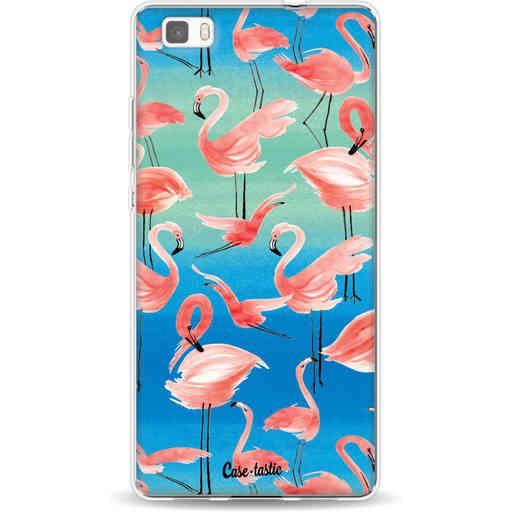Casetastic Softcover Huawei P8 Lite - Flamingo Vibe
