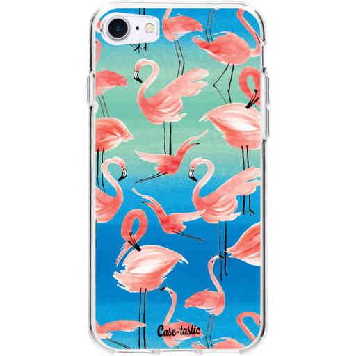 Casetastic Softcover Apple iPhone 7 / 8 - Flamingo Vibe