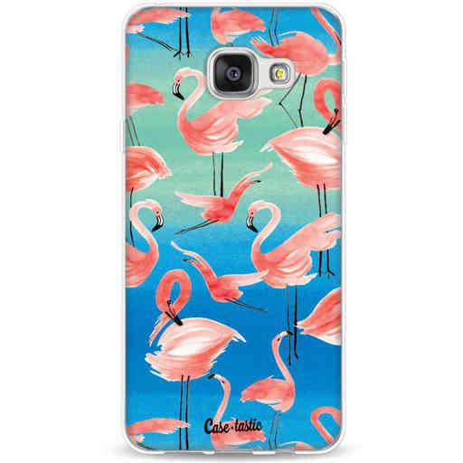 Casetastic Softcover Samsung Galaxy A3 (2016) - Flamingo Vibe