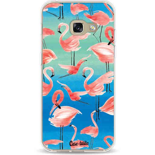 Casetastic Softcover Samsung Galaxy A3 (2017)  - Flamingo Vibe