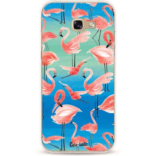 Casetastic Softcover Samsung Galaxy A5 (2017) - Flamingo Vibe