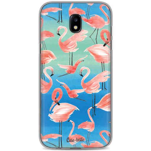 Casetastic Softcover Samsung Galaxy J5 (2017) - Flamingo Vibe