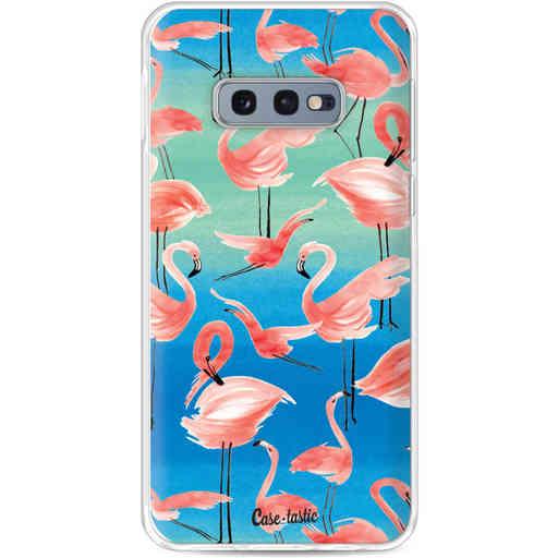 Casetastic Softcover Samsung Galaxy S10e - Flamingo Vibe