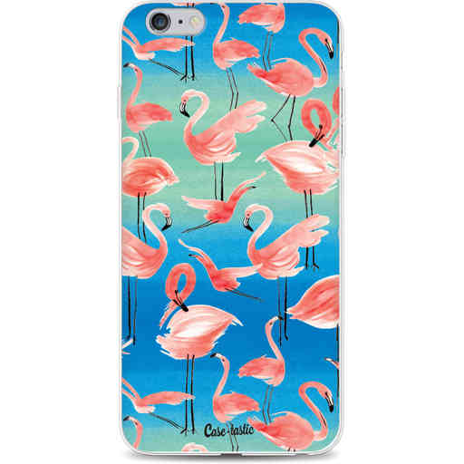 Casetastic Softcover Apple iPhone 6 Plus / 6s Plus - Flamingo Vibe
