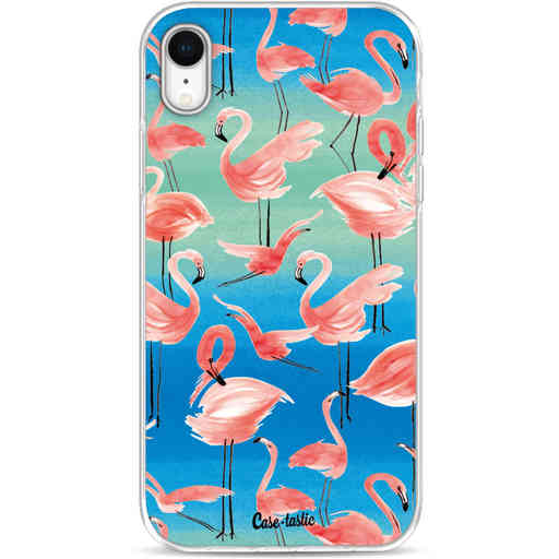 Casetastic Softcover Apple iPhone XR - Flamingo Vibe