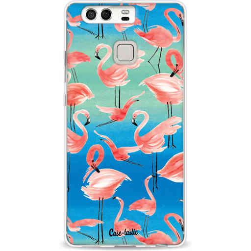 Casetastic Softcover Huawei P9 - Flamingo Vibe