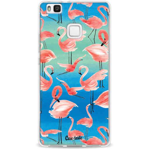 Casetastic Softcover Huawei P9 Lite - Flamingo Vibe