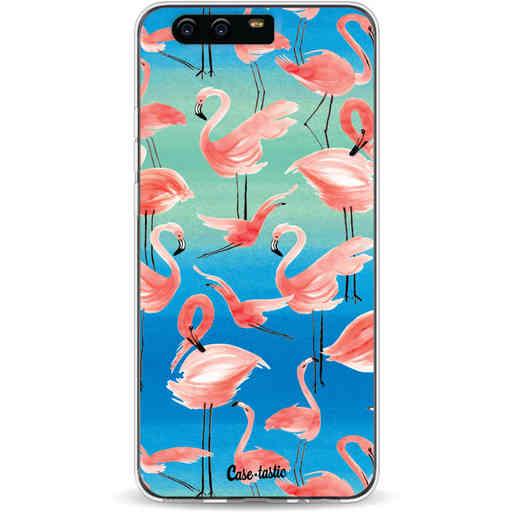 Casetastic Softcover Huawei P10 - Flamingo Vibe