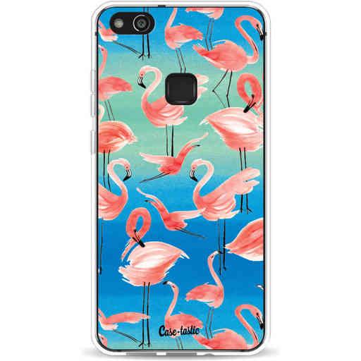 Casetastic Softcover Huawei P10 Lite - Flamingo Vibe