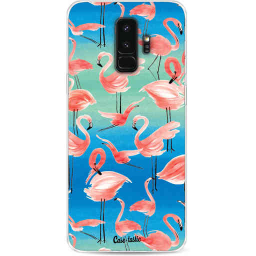 Casetastic Softcover Samsung Galaxy S9 Plus - Flamingo Vibe