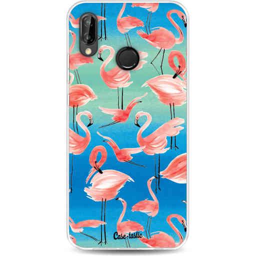 Casetastic Softcover Huawei P20 Lite - Flamingo Vibe