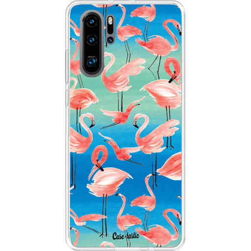 Casetastic Softcover Huawei P30 PRO - Flamingo Vibe
