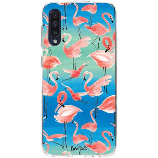 Casetastic Softcover Samsung Galaxy A50 (2019) - Flamingo Vibe
