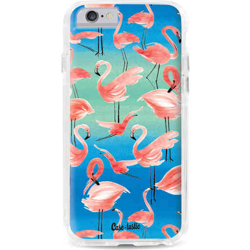 Casetastic Dual Snap Case Apple iPhone 6 / 6s - Flamingo Vibe