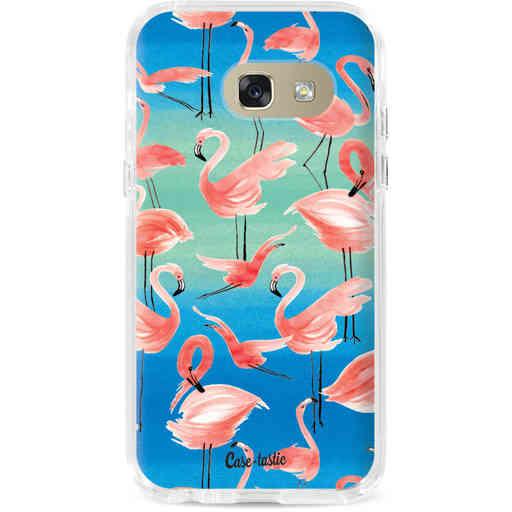 Casetastic Dual Snap Case Samsung Galaxy A3 (2017) - Flamingo Vibe