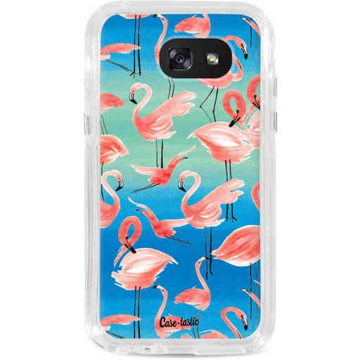 Casetastic Dual Snap Case Samsung Galaxy A5 (2017) - Flamingo Vibe