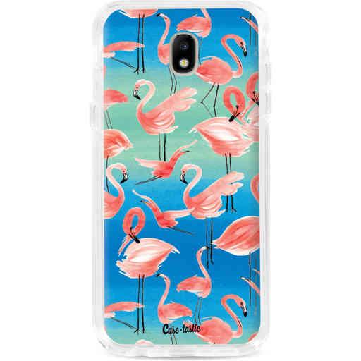 Casetastic Dual Snap Case Samsung Galaxy J7 (2017) - Flamingo Vibe