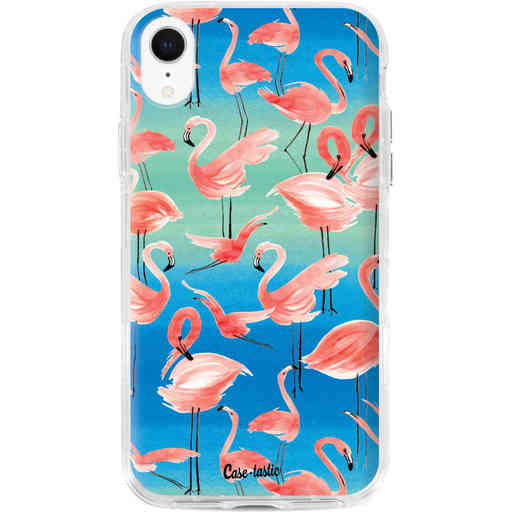 Casetastic Dual Snap Case Apple iPhone XR - Flamingo Vibe