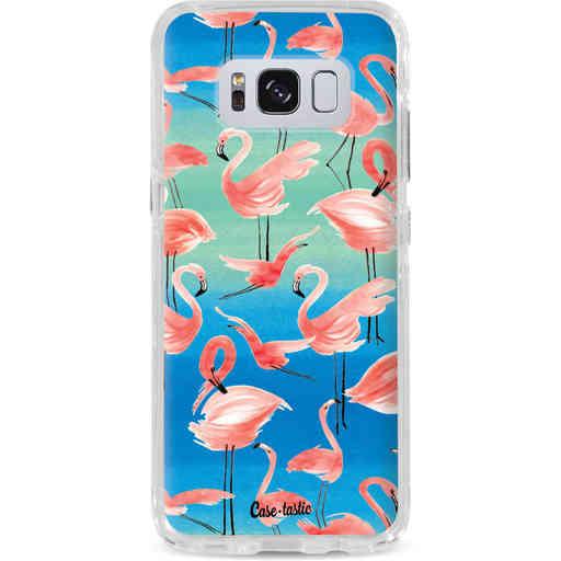 Casetastic Dual Snap Case Samsung Galaxy S8 - Flamingo Vibe