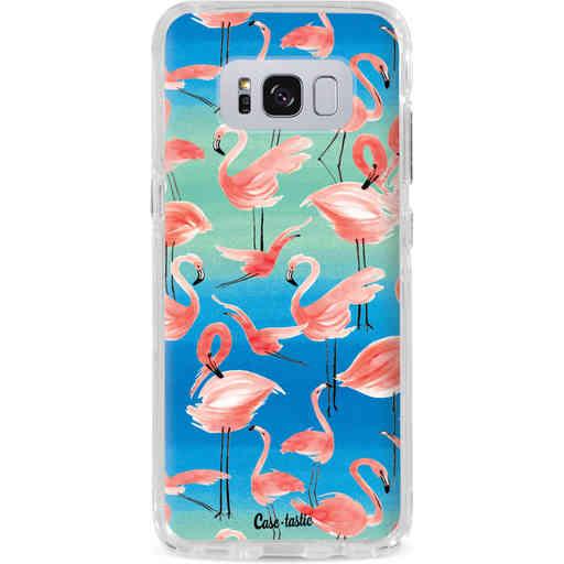 Casetastic Dual Snap Case Samsung Galaxy S8 Plus - Flamingo Vibe