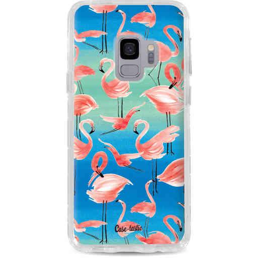 Casetastic Dual Snap Case Samsung Galaxy S9 - Flamingo Vibe