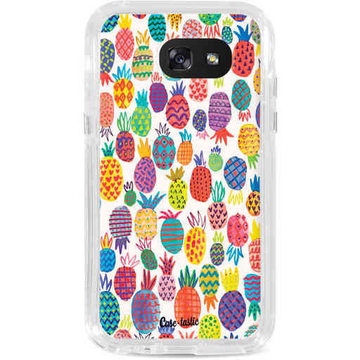 Casetastic Dual Snap Case Samsung Galaxy A5 (2017) - Happy Pineapples