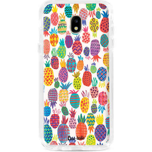 Casetastic Dual Snap Case Samsung Galaxy J5 (2017) - Happy Pineapples