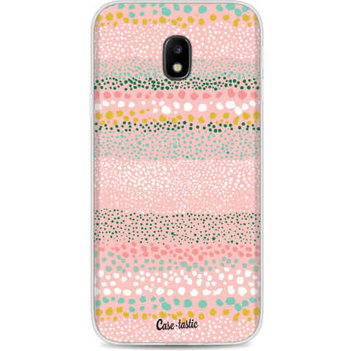 Casetastic Softcover Samsung Galaxy J3 (2017)  - Lovely Dots