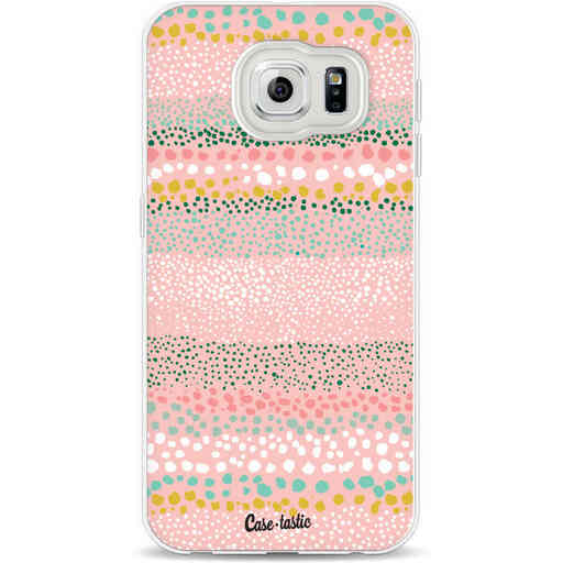 Casetastic Softcover Samsung Galaxy S6 - Lovely Dots