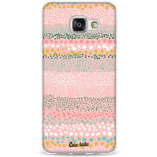 Casetastic Softcover Samsung Galaxy A3 (2016) - Lovely Dots