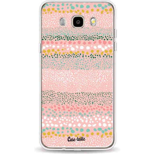 Casetastic Softcover Samsung Galaxy J5 (2016) - Lovely Dots